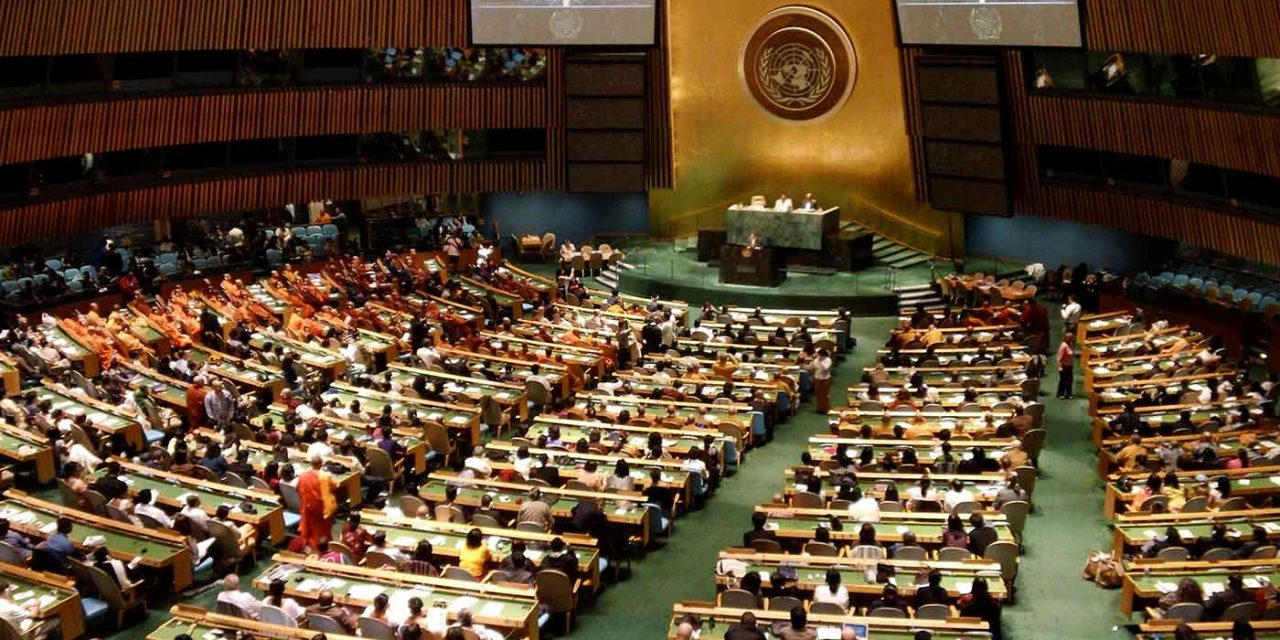 "UN General Assembly to vote on Jerusalem recognition TOMORROW; US will ""take names"""