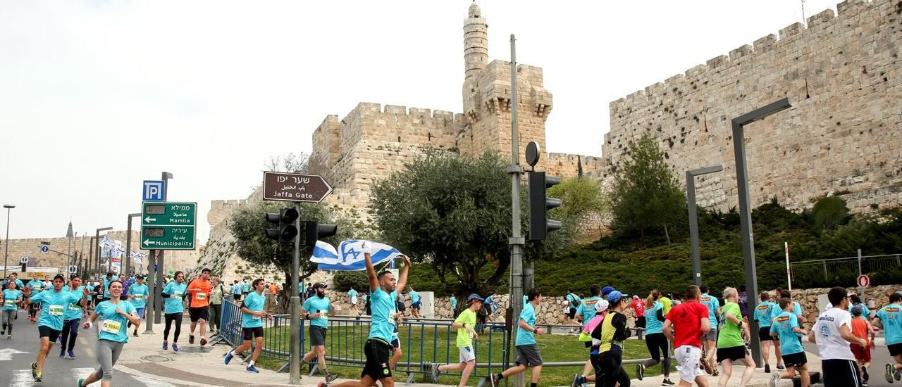 Jerusalem marathon sees surge in international registrations following US recognition