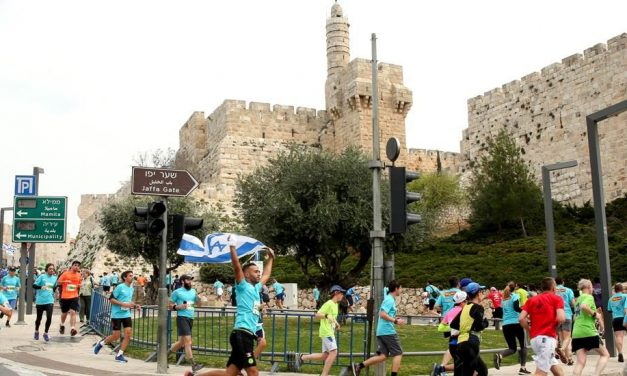 Largest ever Jerusalem Marathon attracts 35,000 from 72 countries