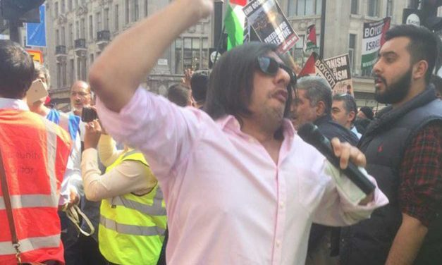 Crown Prosecution Service drops charges against Al-Quds Day march leader