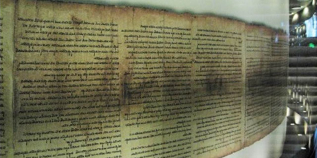 German government REFUSES to guarantee return of Dead Sea scrolls forcing cancellation of Frankfurt exhibition