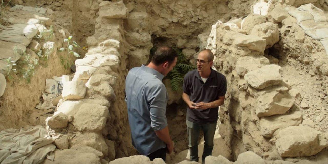 Israeli archaeologists uncovering amazing evidence of Babylonian destruction of Jerusalem