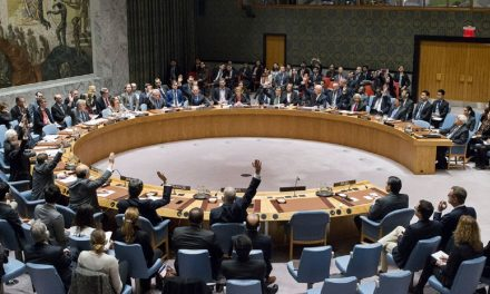 BREAKING: UN to vote on resolution TOMORROW calling for Trump's Jerusalem decision to be withdrawn