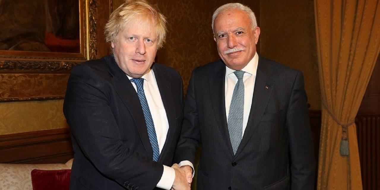 Boris commits UK towards a divided Jerusalem