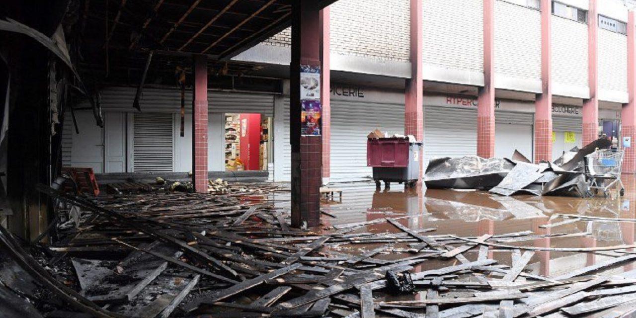 Paris kosher store destroyed by arson on anniversary of supermarket terror attack