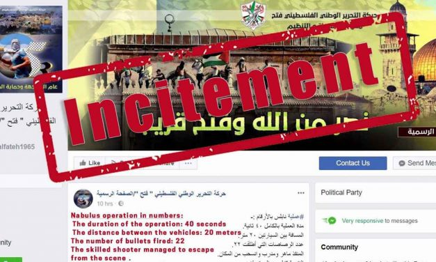 "Fatah's Facebook page praises ""skilled shooter"" who murdered Israeli father"