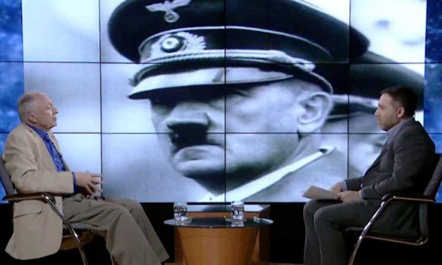 "Ken Livingstone marks Holocaust Memorial Day by talking ""Holocaust exploitation"" on Iranian TV"