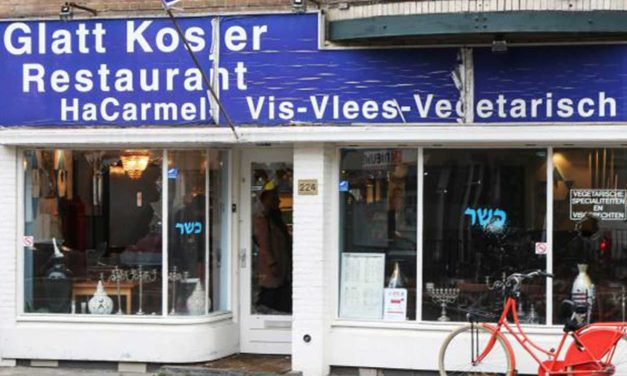 Netherlands: Jewish restaurant that was attacked last month is repeatedly targeted