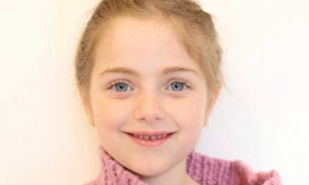 Brighton girl reaches fundraising target to have leg-saving surgery in Israel
