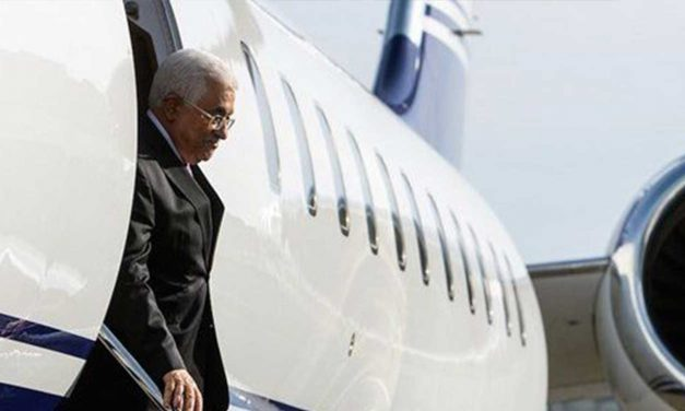Abbas buys £35 million private jet, more than half the UK annual aid budget to Palestinians