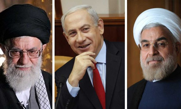 """Iranian leaders blame Israel for protests, Netanyahu calls accusations """"laughable"""""""