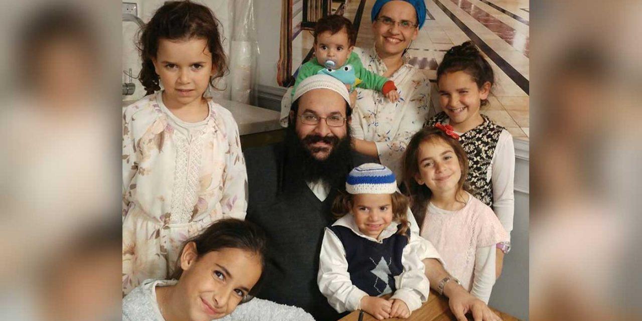 Israeli father shot dead in Palestinian terror attack