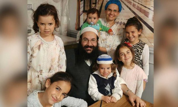 Israeli father shot dead in Palestinian terror attack