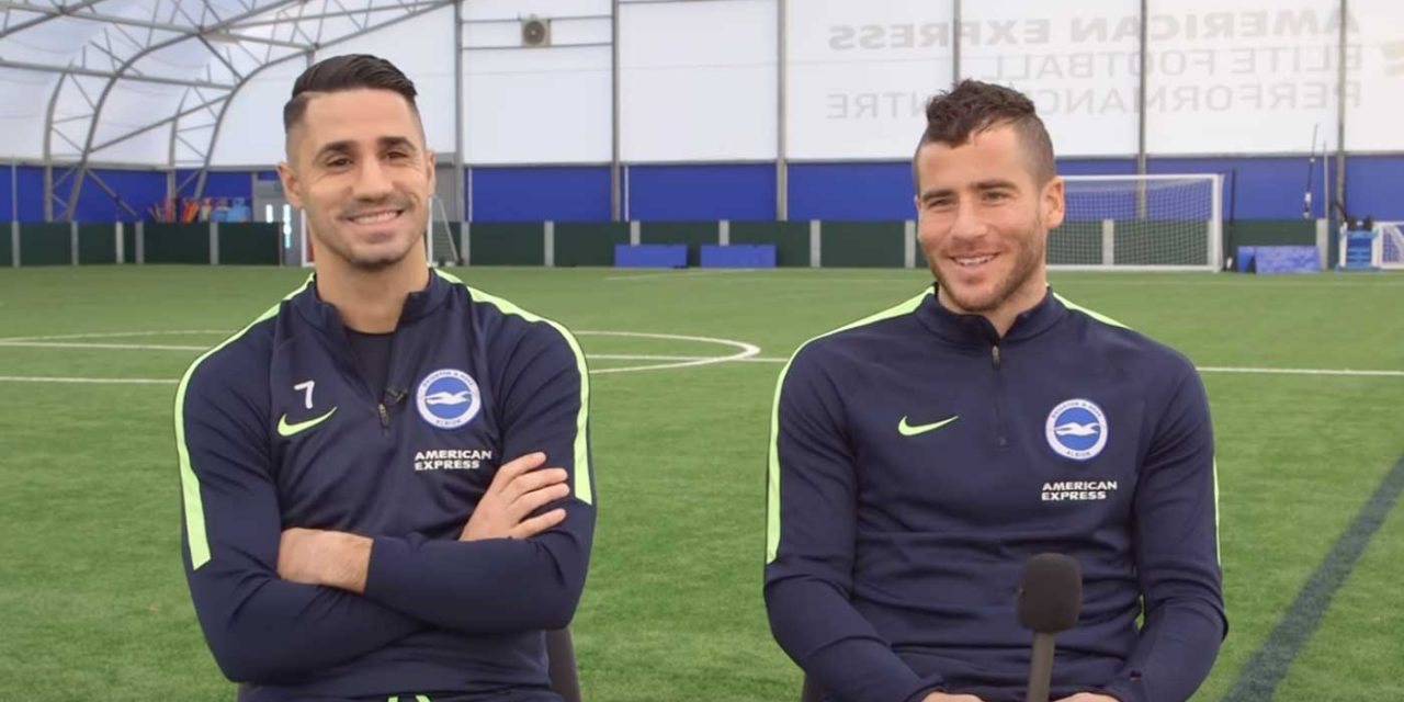 Watch: Premier League footballers from Israel talk peace and coexistence