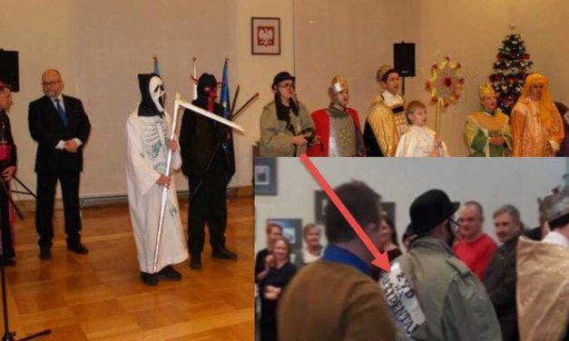 Polish consulate in Ukraine hosted anti-Semitic nativity play for Christmas