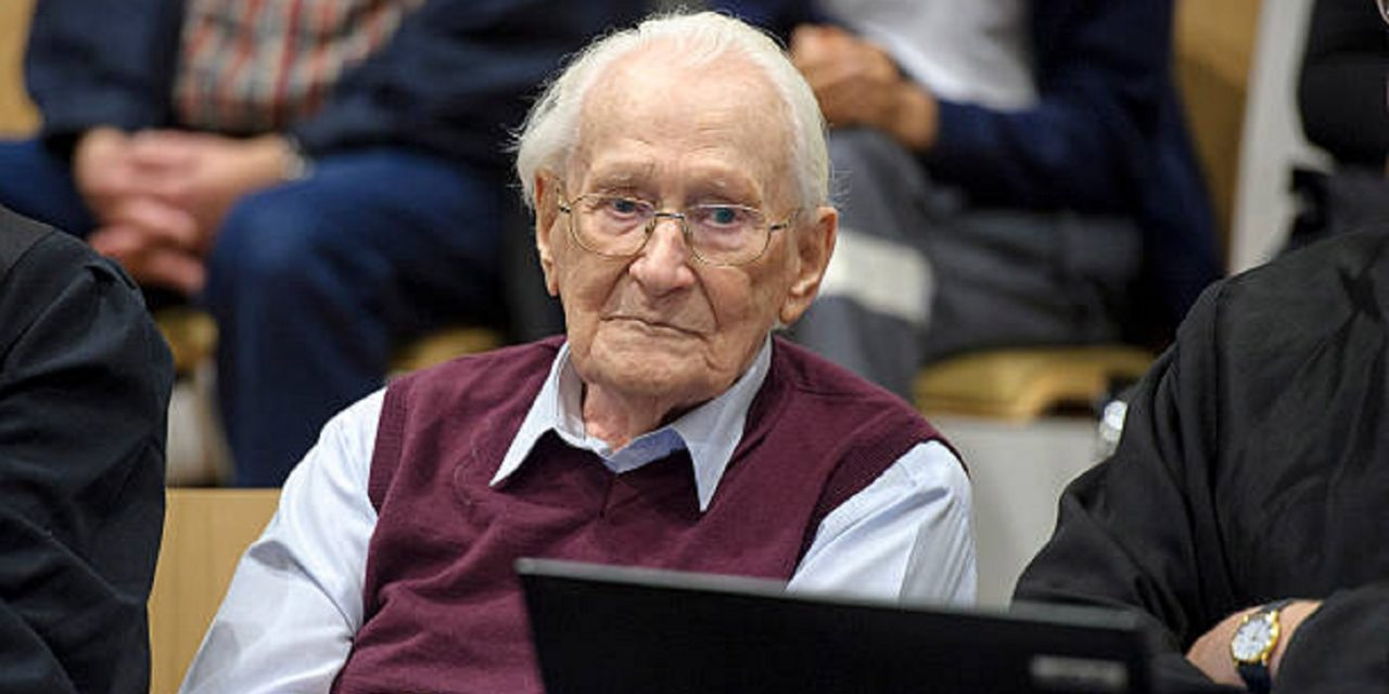 'Bookkeeper of Auschwitz's' plea for mercy rejected
