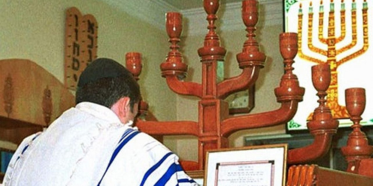 "Second synagogue in Iran vandalised after Iran recognises Jerusalem as ""capital of Palestine"""