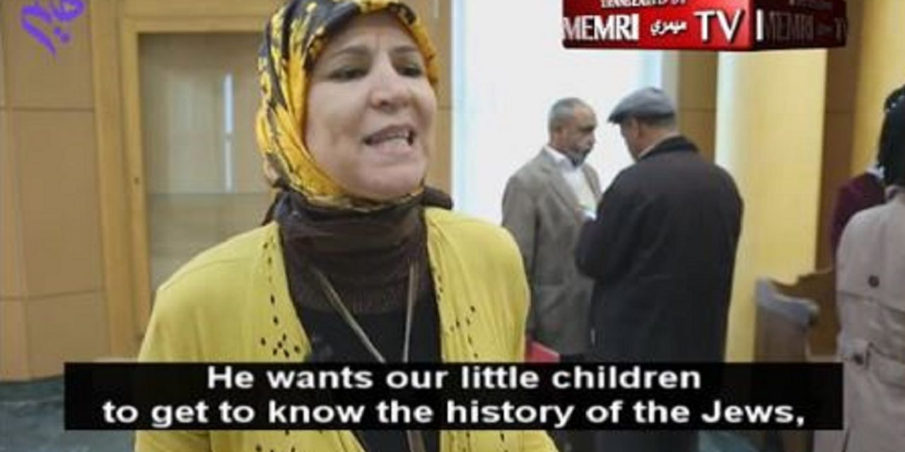Tunisia: Protesters smash Holocaust exhibition and spout anti-Semitism