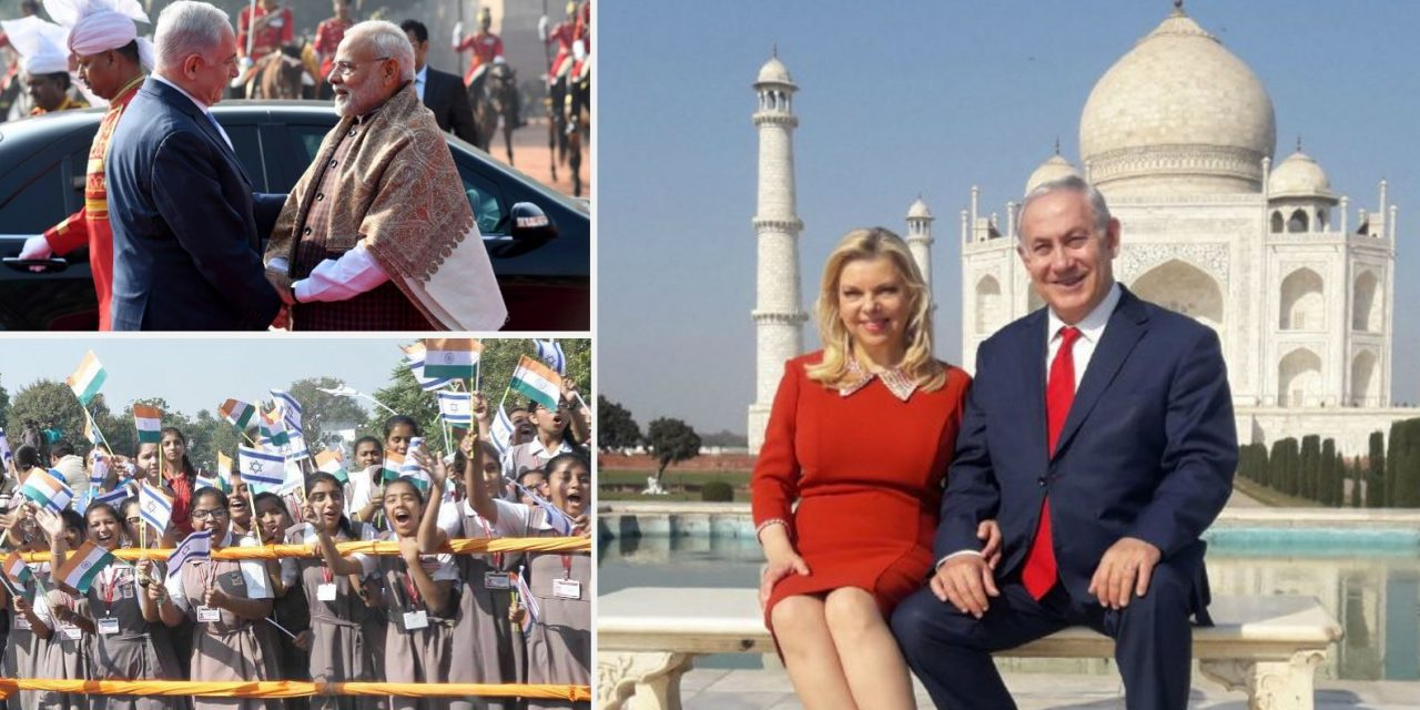 Defence, Trade and Bollywood: PM Netanyahu completes historic trip to India