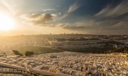 30,000 people call for UK to recognise Jerusalem