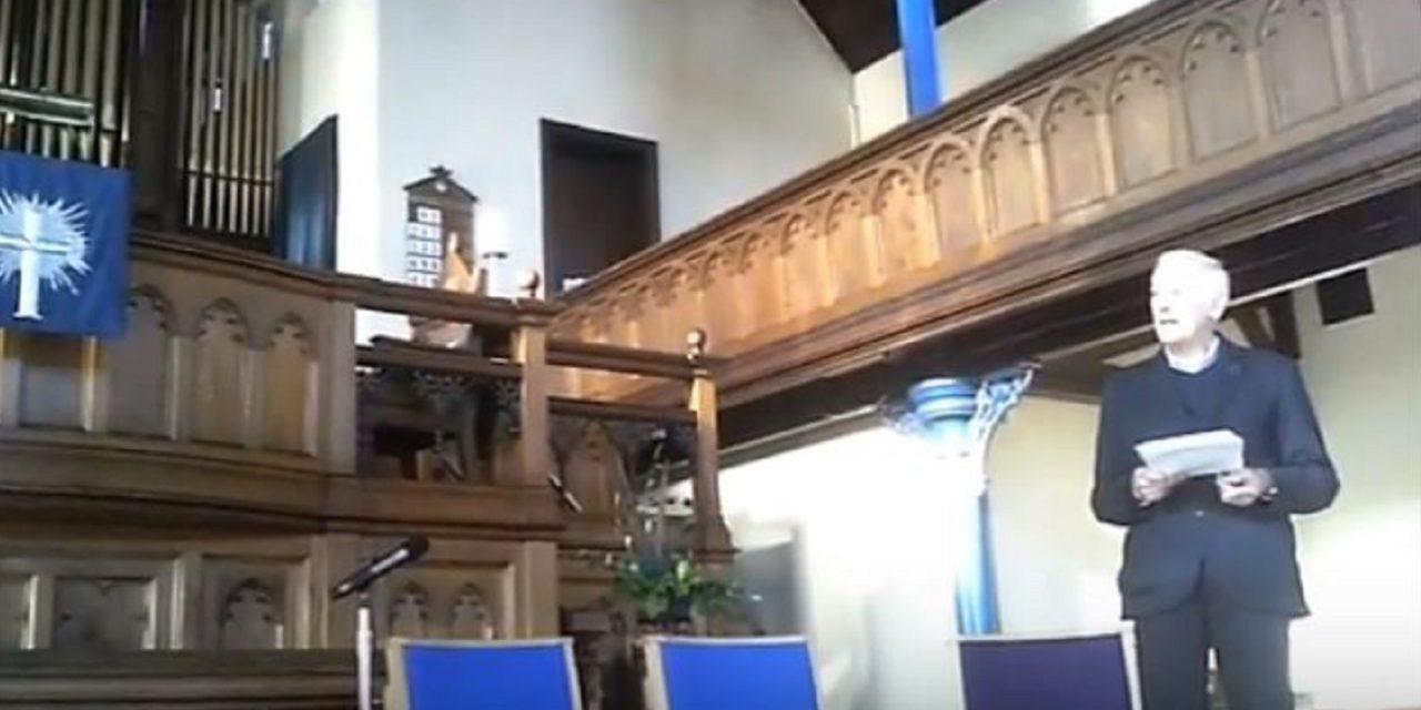 Demonising Israel in church – Jewish reporter reveals antisemitism at pro-Palestinian meeting