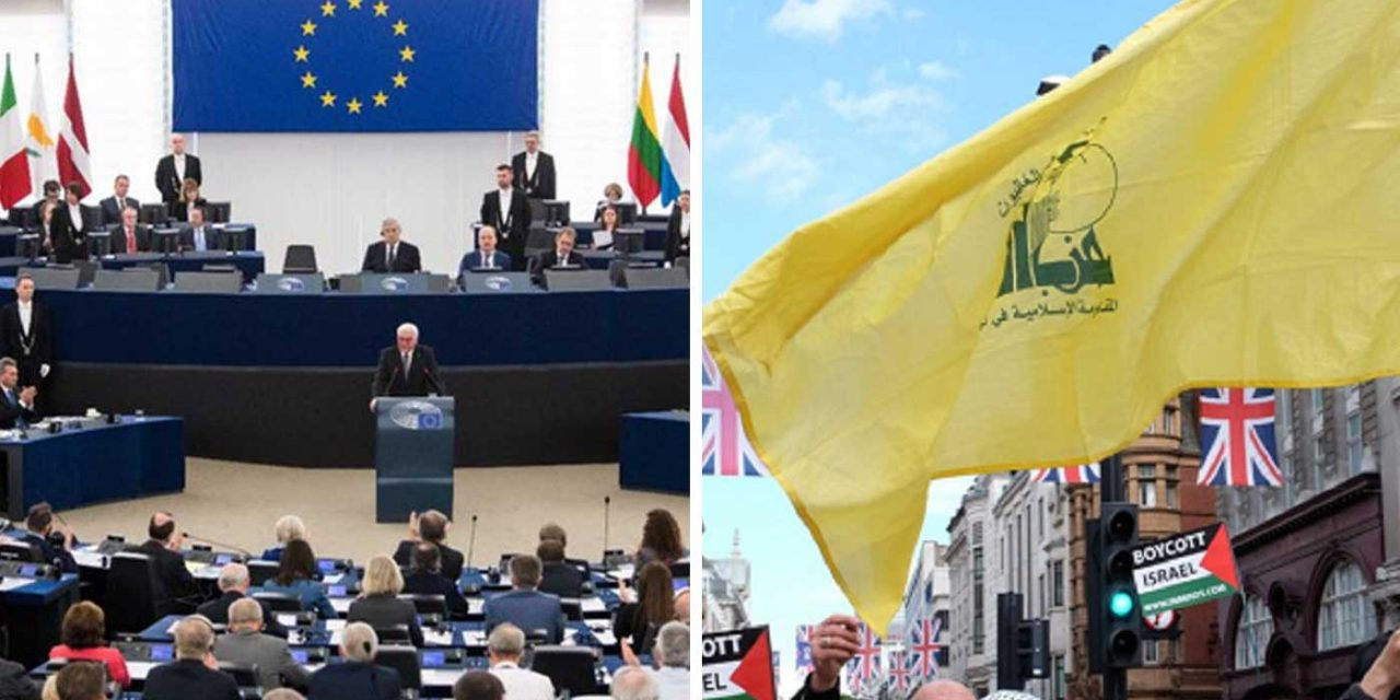 US, European politicians call on EU to fully designate Hezbollah as a terrorist organisation