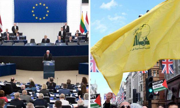 US, European politicians call on EU to fully designate Hezbollah as a terrorist organisation