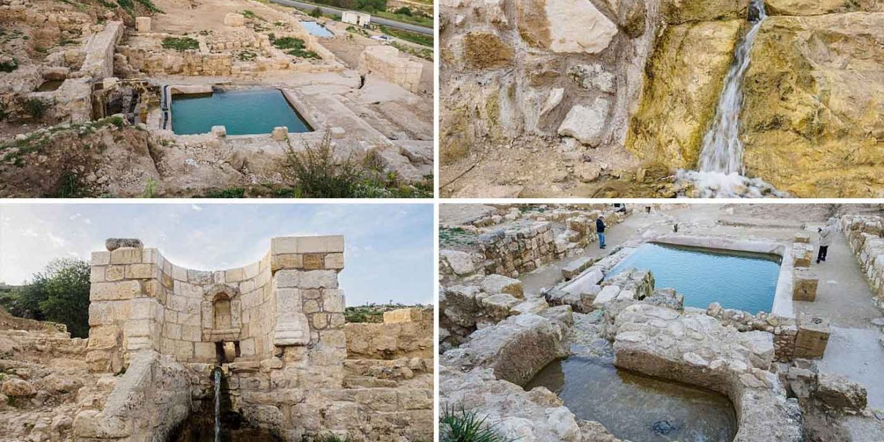"""Israeli archaeologists reveal """"extraordinarily beautiful"""" new site from First Temple-era"""
