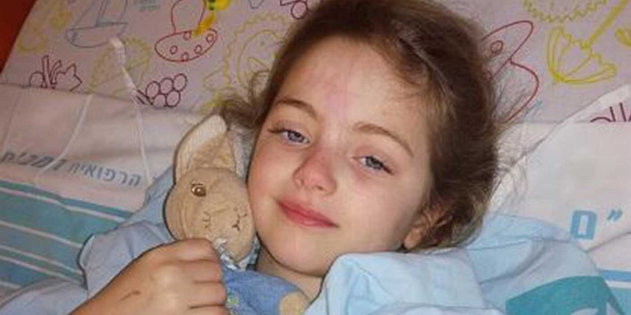 Brighton girl recovering in Israeli hospital after leg-saving surgery