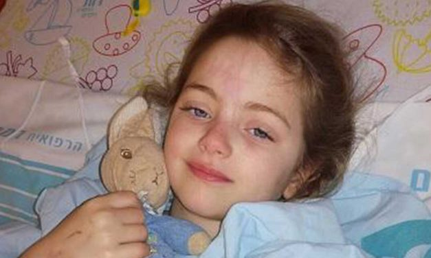 Brighton girl recovering in Israeli hospital after leg-saving surgery