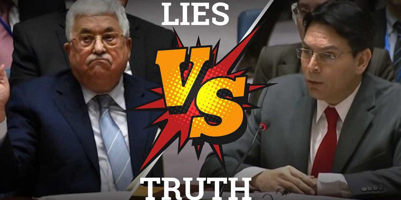Abbas vs Danon – Who wins the head-to-head at the UN?