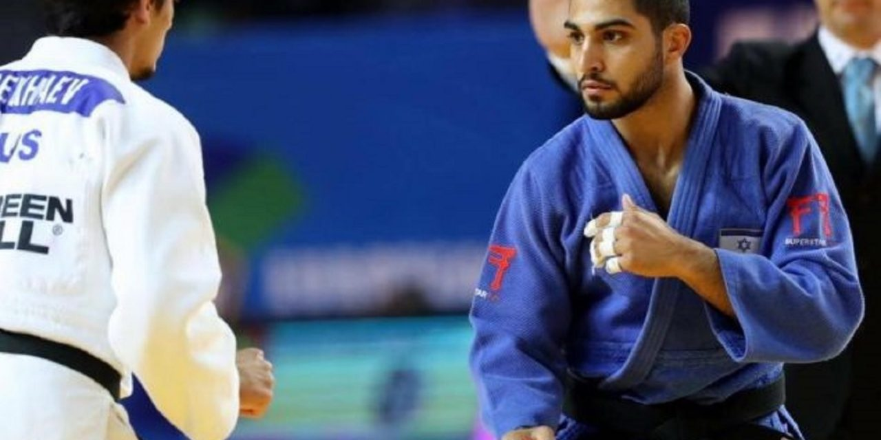 Iranian Judo fighter gains weight to avoid facing Israeli at Grand Slam