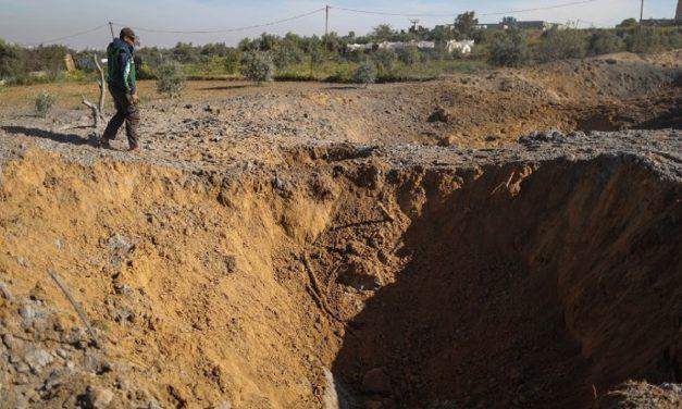 Israel destroys two Hamas terror tunnels in Gaza