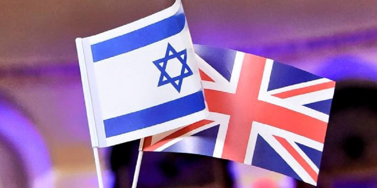 """Britain's stand with Israel begins with the church"" – prayer points for 18 March 2018"