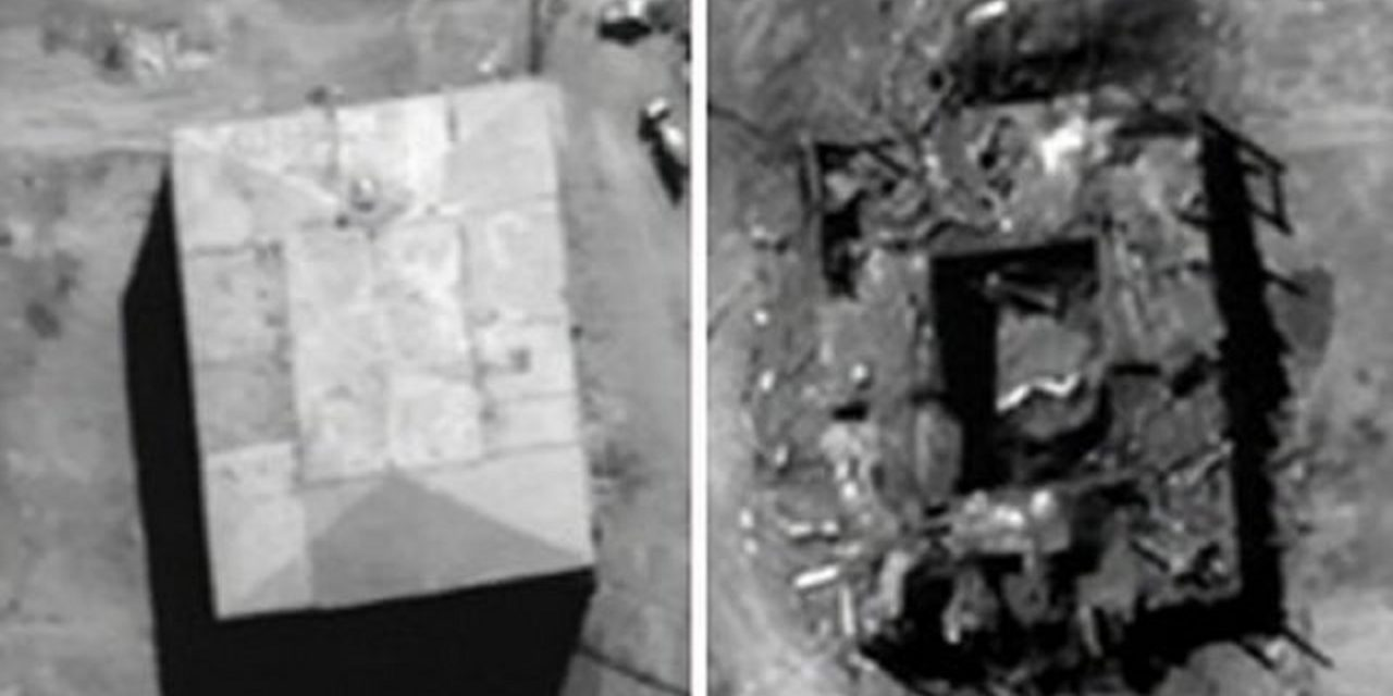"""Israel reveals it destroyed """"Syrian nuclear reactor"""" in 2007"""
