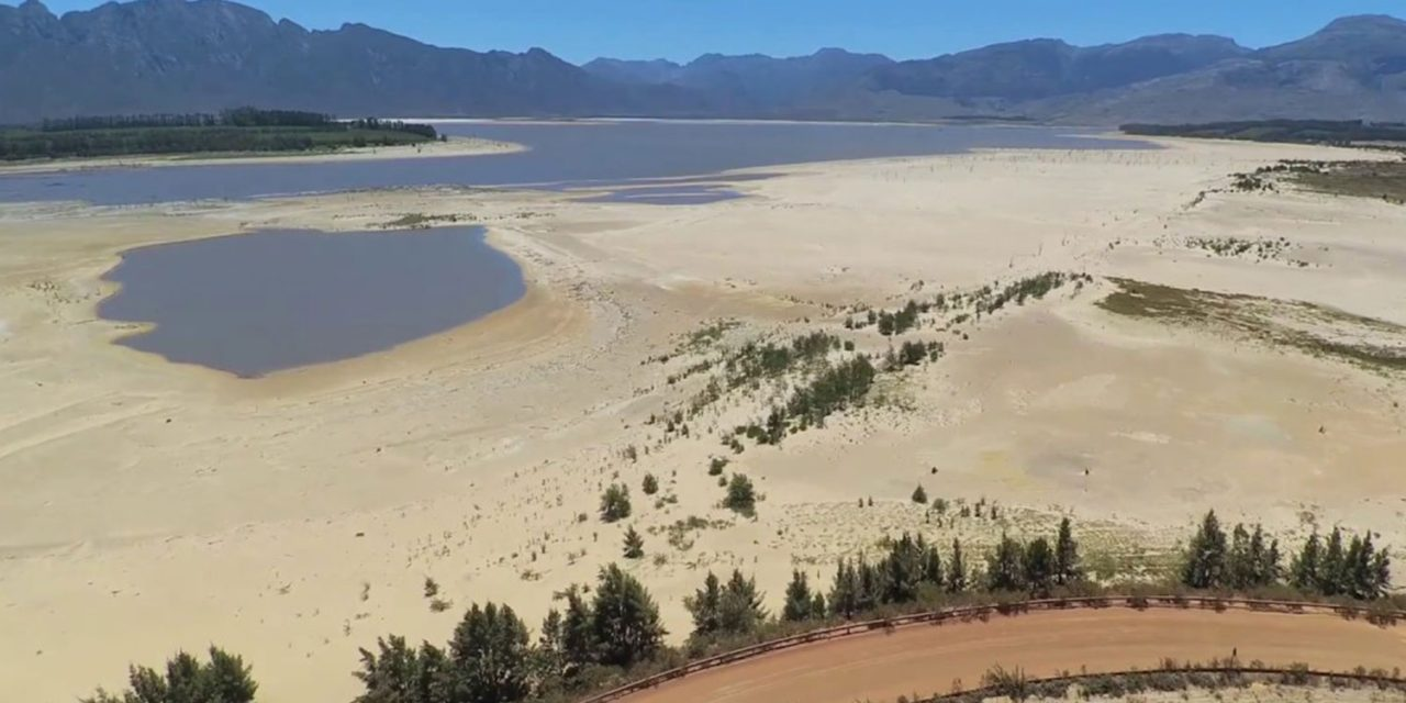 Israel's water tech could save Cape Town from drought