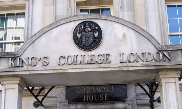 King's College London adopts anti-Semitism definition, introduces new rules against disruptive student protests