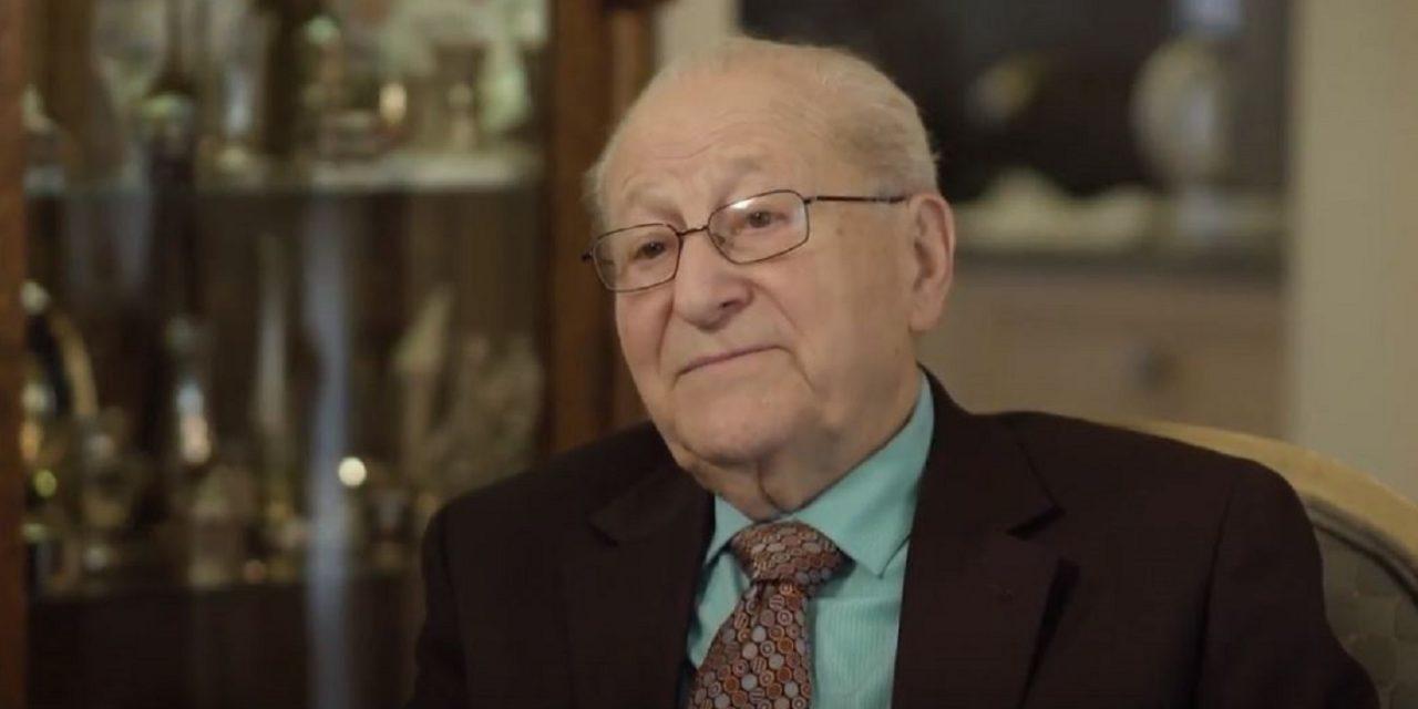 Holocaust survivor Irving Roth shares his story