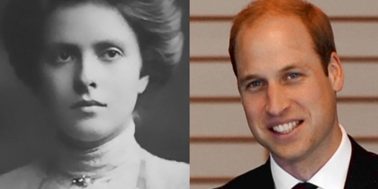 Prince William'sfamily connection to Jerusalem