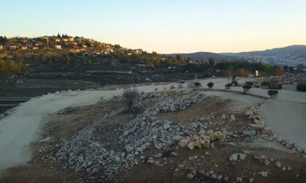 WATCH: Exploring Shiloh, site of Israel's ancient Tabernacle