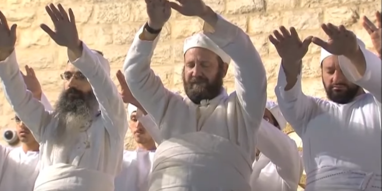 Passover lamb sacrifice given go-ahead near Temple Mount