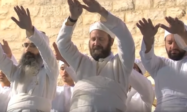 Passover lamb sacrifice given go-ahead near Temple Mount
