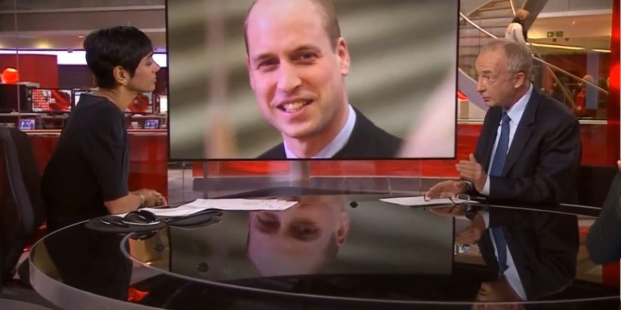 "Shocking media headlines omit ""Israel"" from Prince William's visit – mention only Palestinian Territories"