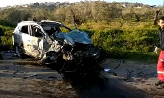 Two IDF soldiers killed, two injured, in car-ramming terror attack