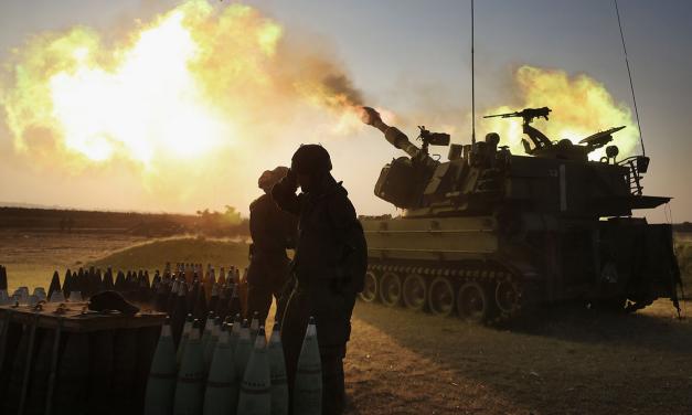 Israel destroys Hamas observation outposts after provocation
