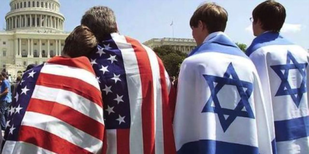 New survey shows highest levels of support in America for Israel