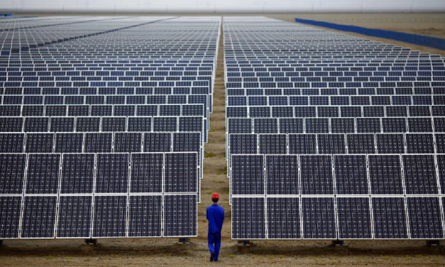 Israel breaks solar energy production record