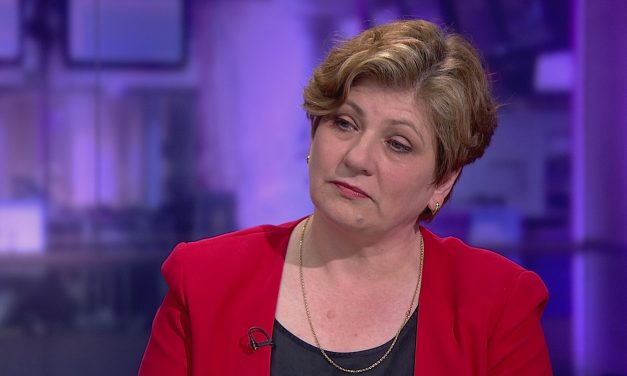 "Labour's Thornberry says ""whole world"" should condemn ""reckless, senseless and immoral"" actions of Trump"