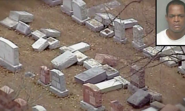 "US: Man admits toppling 130 Jewish tombstones, police say ""no evidence"" of anti-Semitism"