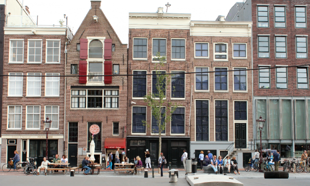 Anne Frank House prohibits Jewish employee from wearing a kippah